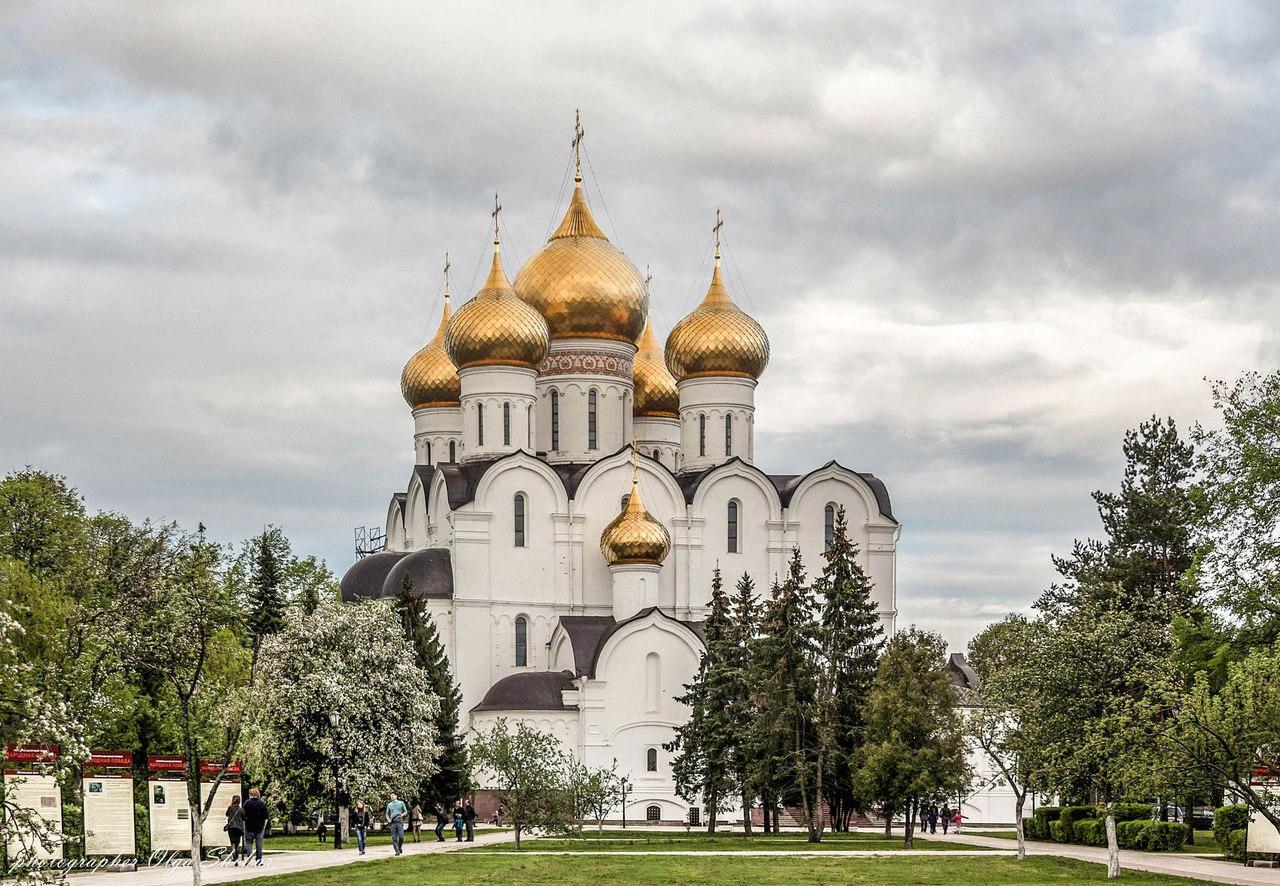 G7hBQZ0A0ig Ярославль - столица Золотого кольца