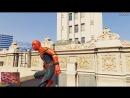 ScortyShow ДЭДПУЛ ВСТРЕЧАЕТСЯ С ДЕВУШКОЙ ЧЕЛОВЕКА ПАУКА В ГТА 5 МОДЫ! ОБЗОР МОДА В GTA 5 видео для детей игра