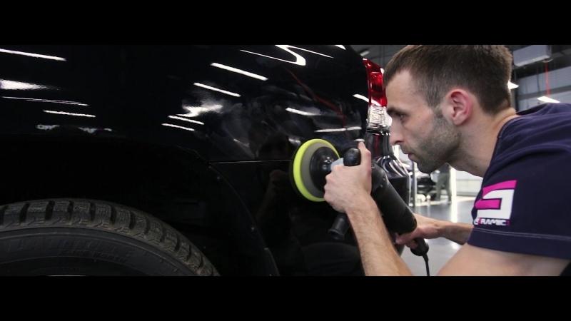 Mazda CX9 CeramicPro Tmn