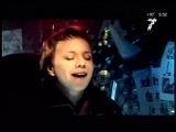 Лена Перова Лечу (7 канал Красноярск) Ночной музыкальный канал