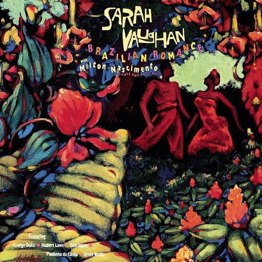 Sarah Vaughan альбом Brazilian Romance