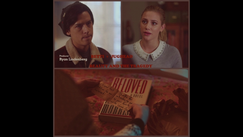 Betty Jughead - Beauty and the Tragedy ( 2x09)