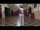 UNICAPOEIRA: Grupo Meia Lua/26abr62. Clube Cultural Tiguera. Mestres Polêmico e Pintor. Tre. 11jul18
