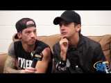 21 Questions Interview with Twenty One Pilots [by.Shuvaev]