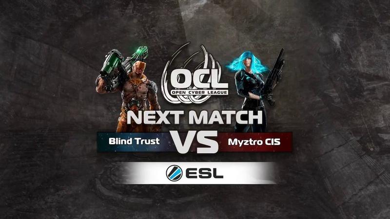 Blind Trust (toxjq, clawz) vs Myztro CIS (Xron, Silencep). Go4QC Finals. Quake Champions