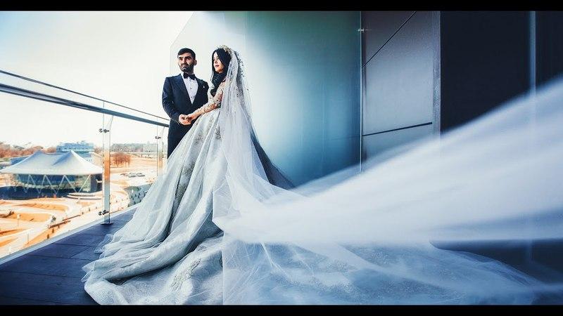 Азербайджанская свадьба/Azerbaijan wedding. Ramil❤️Saida
