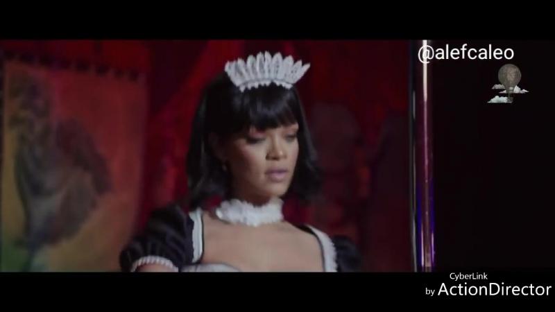Rihanna Bubble Dance - Julien Rey (HD)