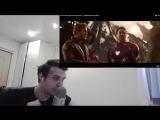[BlexInfinity] Reaction | Финальный трейлер «Мстители: Война Бесконечности/Avengers: Infinity War»