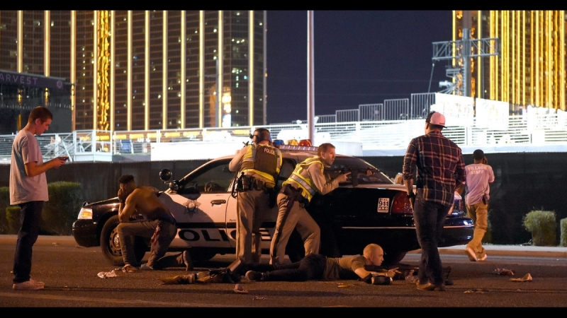 Странности стрельбы в Лас-Вегас, Las Vegas shooting