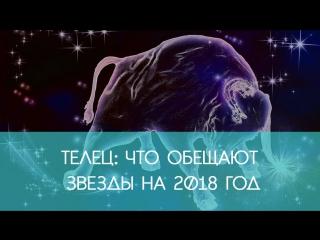 ТЕЛЕЦ: гороскоп на 2018 год