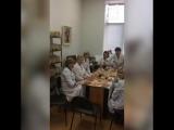 Врачи кардиоцентра в Рязани устроили застолье вместо приема пациентов [NR]
