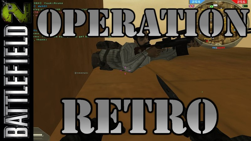 Battlefield 2 Special Forces - Strike at Warlord - Operation Retro