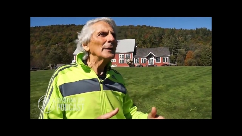 Доктор Фред Биши, веган-сыроед более 50 лет