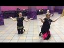 Танец Сон Фараона - 1 часть.
