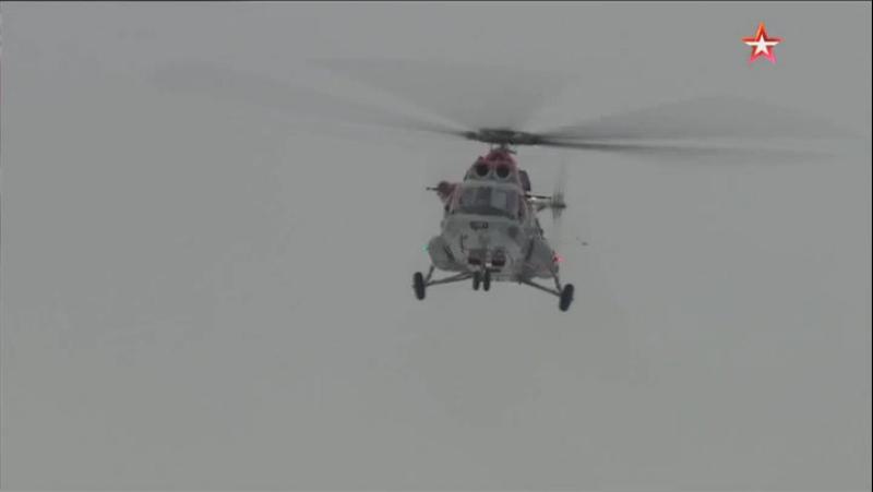 Новейший вертолет Ми-171А2