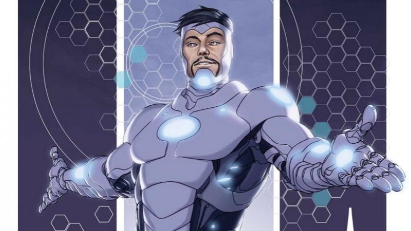 ComiXoids — Live: Совершенный Железный Человек, Невероятная Гвенпул, Гвен-Паук, Дэдпул