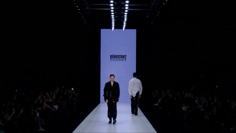 Mersedes-Benz Fashion Week Russia / Revoltant Homme / Model: Alexander Dorofeev