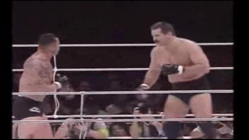 Kimo vs Dan Severn
