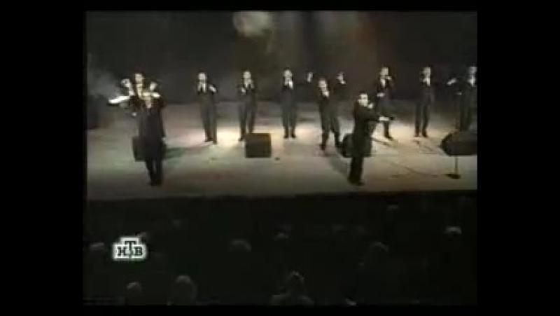 хор Турецкого (хор еврейской песни) Эвейну Шалом Алейхем попури еврейских песен