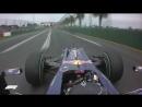 Vettel's Melbourne Masterclass 2010