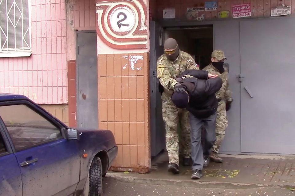 Аресты депутатов