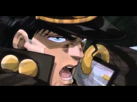 Forum Weapon- Shut up! Get out of my face you bitch (JoJos Bizarre Adventure)