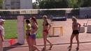 Чемпионат России по лёгкой атлетике среди ветеранов 2018 Бег на 100 метров спринт Женщины