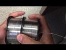 Проволока для полуавтомата для сварки алюминия