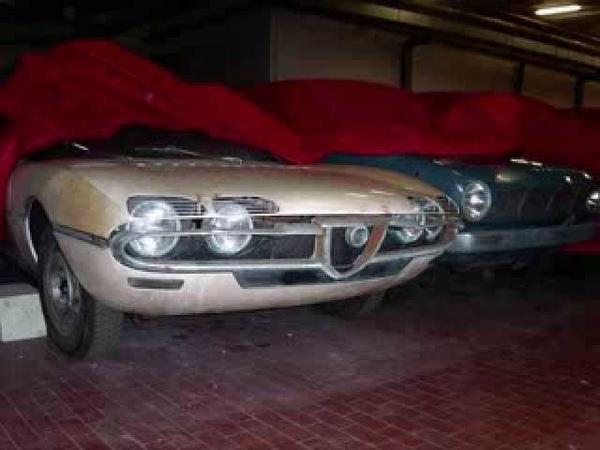 Alfa Romeo,nelle segrete di Arese