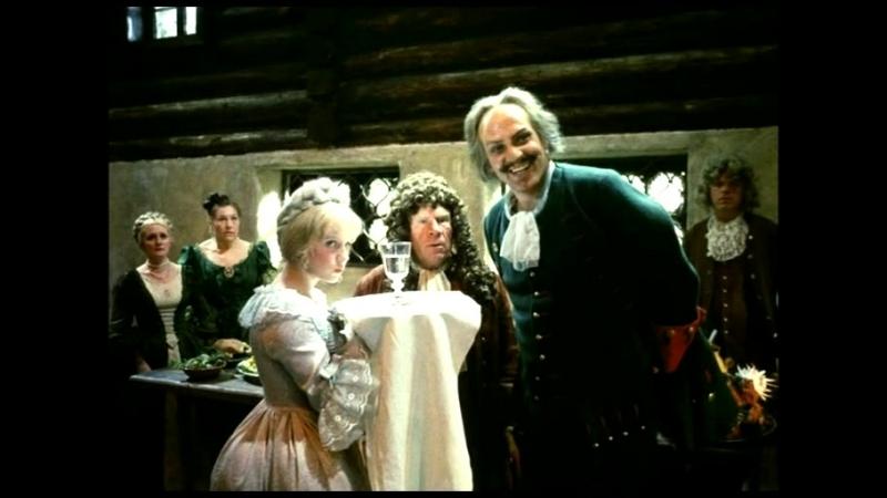 Сказ про то, как царь Пётр арапа женил (1976) – фантазийная, музыкальная киноистория.