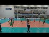 Волейбол. Чемпионат России 201718. Мужчины. Итоги 13-го тура