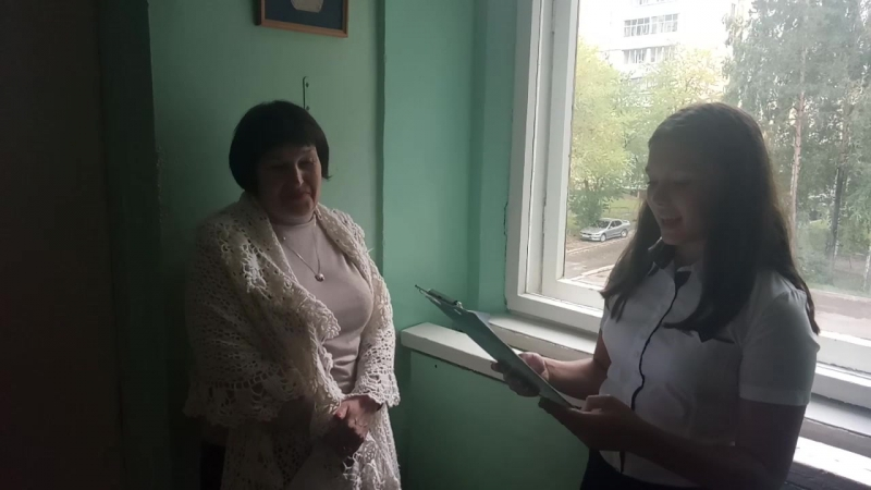 Афонина Марина Васильевна, учитель шк. № 100. Автор: Бабенко Юлия, ДЮСШ