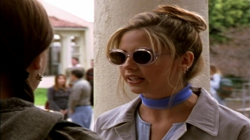 Buffy the Vampire Slayer | 1x11 - Out of Mind, Out of Sight