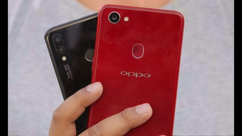 Huawei Nova 3Vs OPPO F7 : 24MP Vs 25MP Selfie - Which Is Best ?