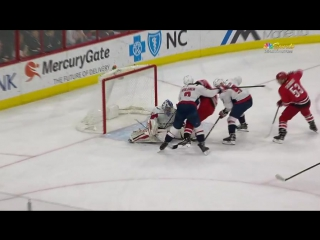 Highlights: WSH vs CAR Jan 12, 2018