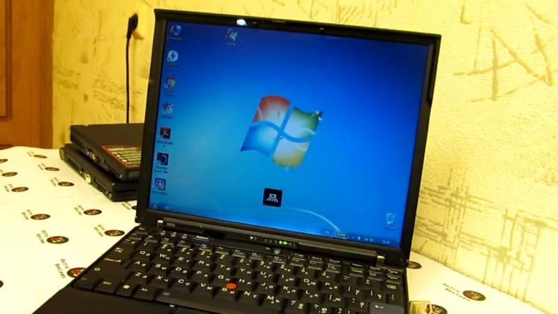 IBM_Lenovo ThinkPad x60 series