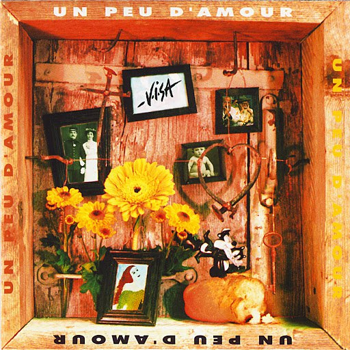 Visa альбом Un peu d'amour