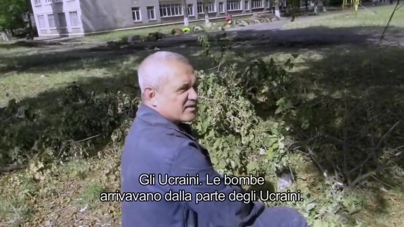 Le Stagioni del Donbass un ottimo documentario in italiano di Sara Reginella Video Projects «Времена года Донбасса». по-ита