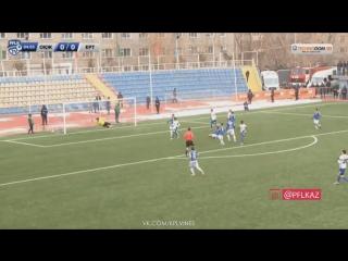 Дриблинг от Фонсеки и гол Антонио | Koba | vk.com/kplvines