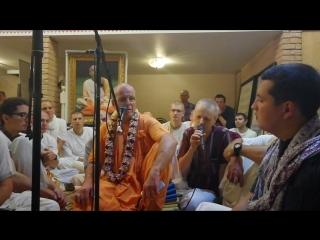 Харинама ПРЕМА САНКИРТАНА - BB Govinda Swami