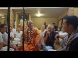 Харинама #PREMA_SANKIRTANA - BB Govinda Swami Сделать революцию в своём сердце