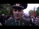 Офицер Кирилл Барабаш о присяге и ее предательстве