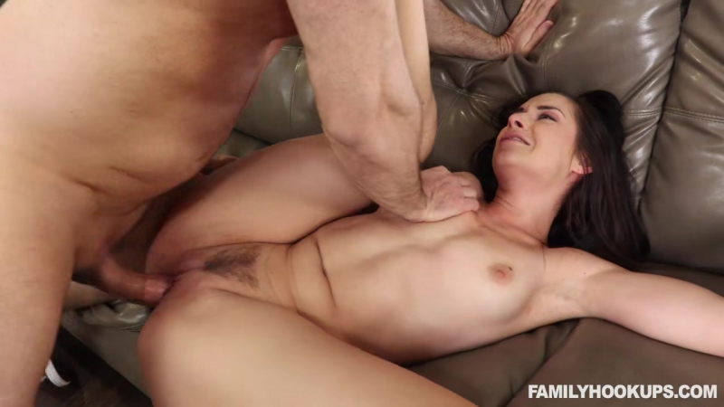 Cassidy Klein - Stepuncles Sexy Dinner Date [All Sex, Hardcore, Blowjob, Gonzo]