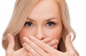 Покраснение вокруг рта