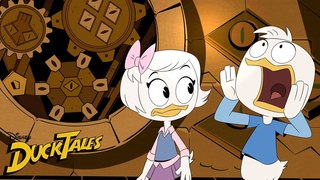 The World's Longest Deathtrap! Part 2 (Short) | DuckTales | Disney Channel