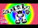 Робот игрушка ROBOSAPIEN WOW WEE 8081. Веселые Игрушки для детей на канале Умные Дети ТВ,