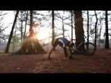 Разминочные упражнения для велосипедиста