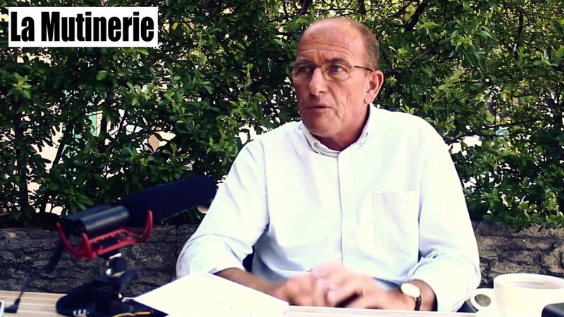 Entretien avec Étienne Chouard Juin 2017 par La Mutinerie