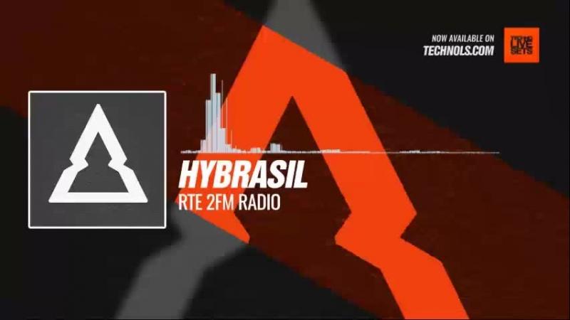 Techno music with @HybrasilMusic - RTE 2FM Radio Periscope