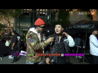 LIVE️Emporium-Emquartier Fierce Fashion... - Emporium Emquartier